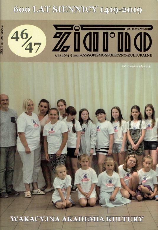 """""""Ziarno"""" nr 46/47"""