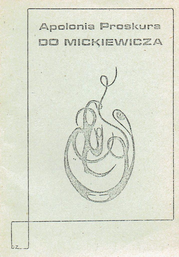 Do Mickiewicza